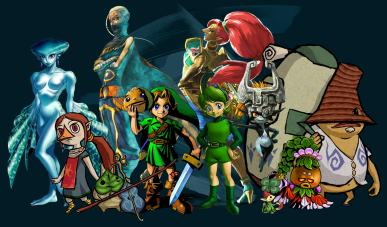 Zelda-Races-Collage